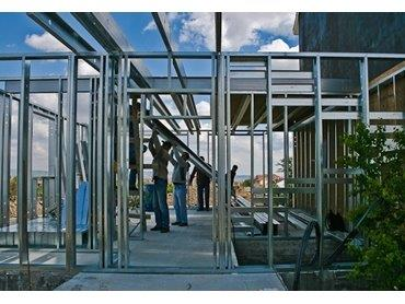 Enhance Your New Home with Steel Building Materials!